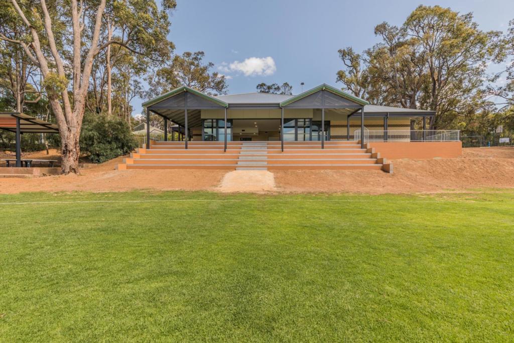 Cross Park Pavilion