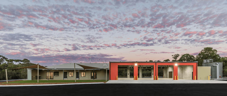 Alita Constructions_Bedfordale Fire Station