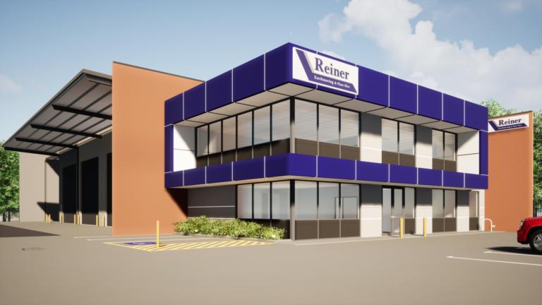 Design and Construct Workshop, Forrestdale, Perth